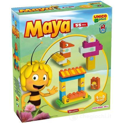 Costruz.Ape Maya 5O Pz. (85840)