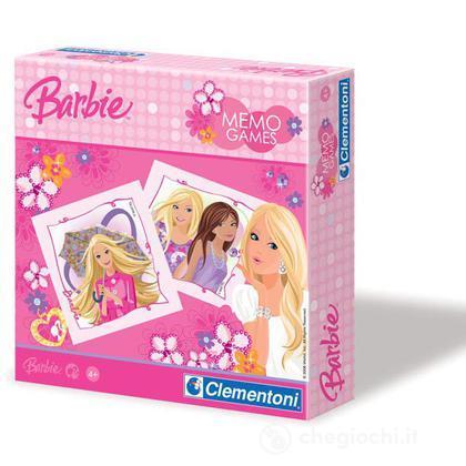 Barbie - Memo games