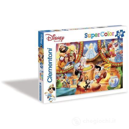 Puzzle 250 Pezzi Pinocchio (295840)