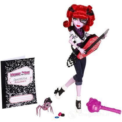 Monster High Doll - Operetta (X4622)