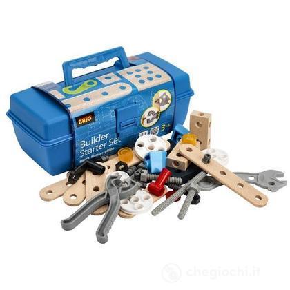 Brio Builder Cassetta 48 Pz (4434586)