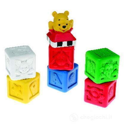 I blocchi soffici di Winnie The Pooh (N3692)