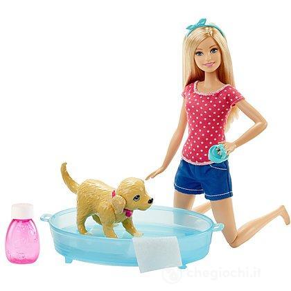 Barbie e il Bagnetto dei Cuccioli (DGY83)