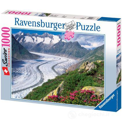 Ghiacciaio dell'Aletsch, Vallese