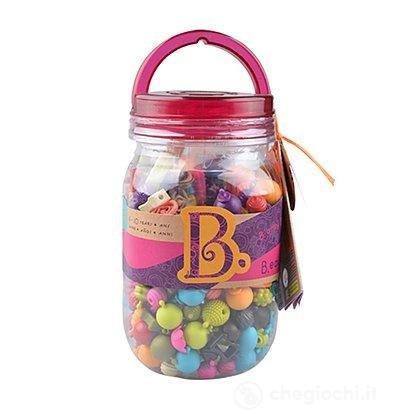 B.eauty Pops 275 pezzi Braccialetti e perline