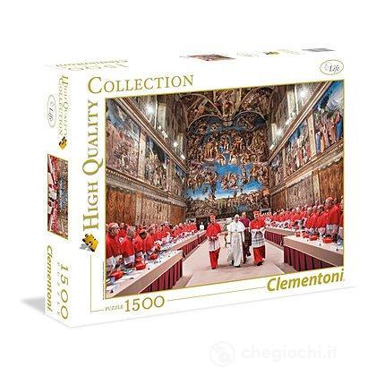 Papa Francesco 1500 pezzi High Quality Collection (31598)