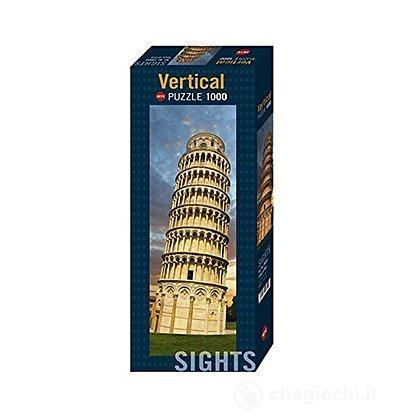 Puzzle 1000 Pezzi Verticale - Torre di Pisa