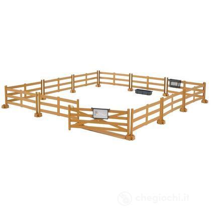 Recinzione cavalli (marrone) (62604)