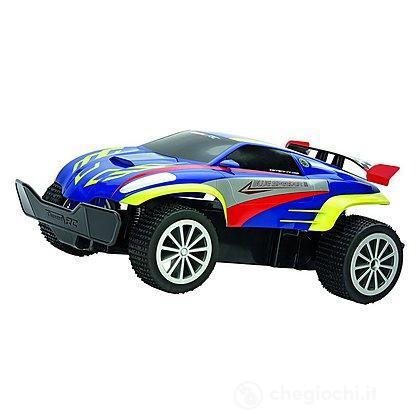 Blue Speeder 2
