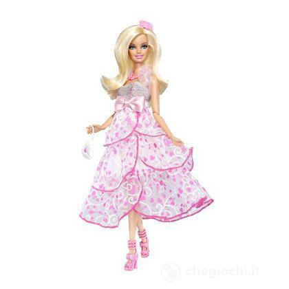 Barbie Fashionistas in passerella - Sweetie  (V7148)