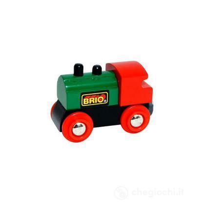 Locomotiva Brio