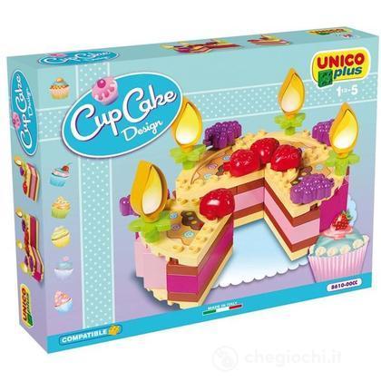 Torta Cup Cake Unicopl (86100)
