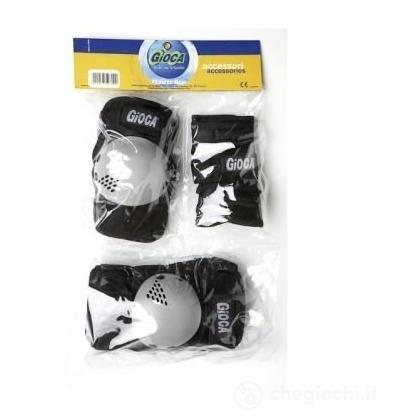 Protezioni Set Senior mani.gomitiere.ginocchiere (IG5961)