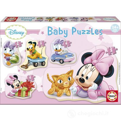 Puzzle Educa Baby Minnie