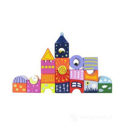 Cubi castello fantastico