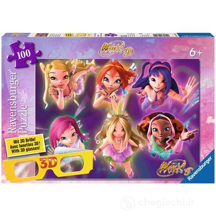 Winx Magica Avventura Puzzle 3D