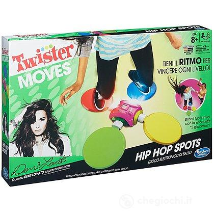 Twister Hip Hop Spots