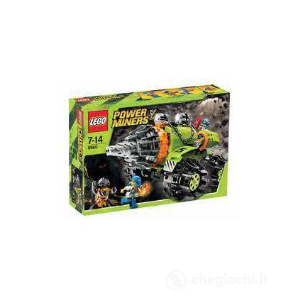 LEGO Power Miners - Trivella polverizzante (8960)