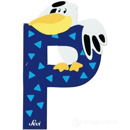 Lettera P Pellicano