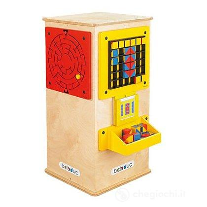 Torre per 4 Giochi da Parete (24618)