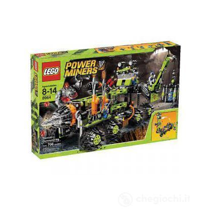 LEGO Power Miners - Piattaforma di trivellazione mobile (8964)