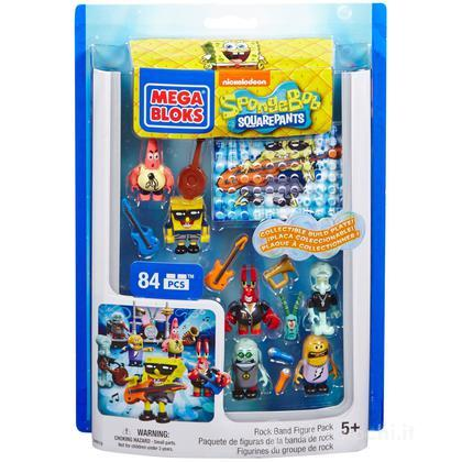 Spongebob Squarepants Collezione Personaggi (94619U)