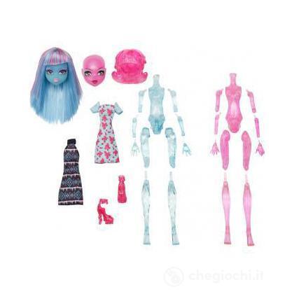 Crea la tua Monster High - Ragazza ghiaccio & Ragazza liquida (Y0417)