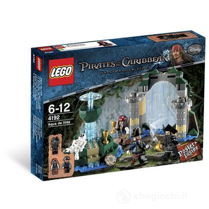 LEGO Pirati dei Caraibi - La fonte della giovinezza (4192)