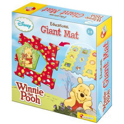 Winnie Pooh Tappetino Educativo (36226)