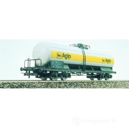 Carro cisterna per olio minerale - SNCF (HL6043)