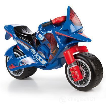 Web moto spider man gp470623 automobiline e moto elettriche giochi preziosi giocattoli - Spider man moto ...