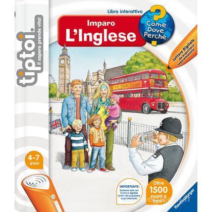Libro L'Inglese (00624)