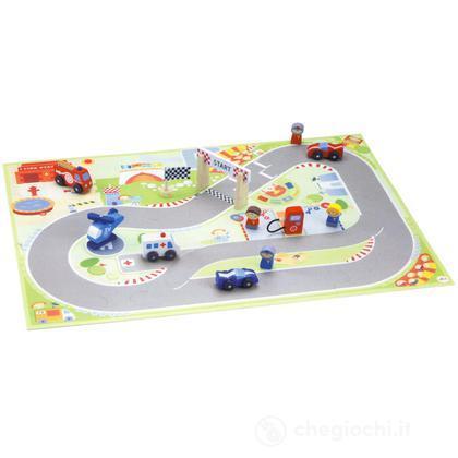 Puzzle Formula 1 con miniature (82626)