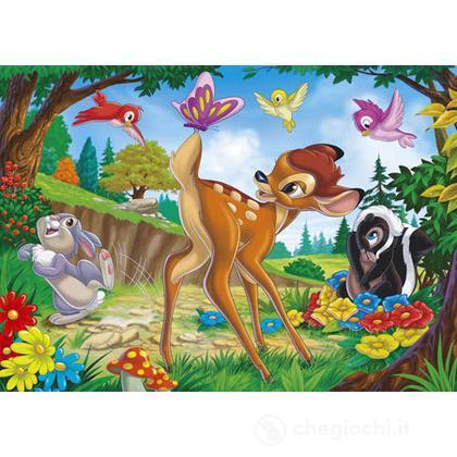 Bambi la farfalla 104 Pezzi