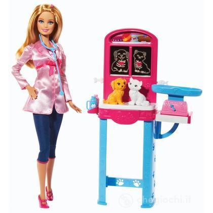 Barbie Veterinaria - Barbie I Can Be? Playset (BDT53)