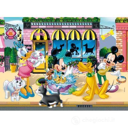 Puzzle Maxi 104 Pezzi Bath Time Minnie (236290)