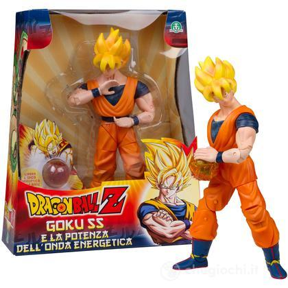 Dragon Ball Z - Goku Super Sayan Gigante Luci e Suoni