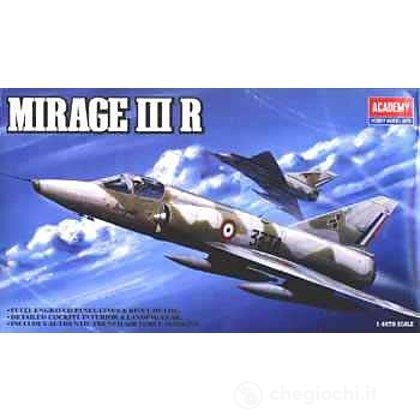 Aereo Mirage Iiir Fighter (AC12248)