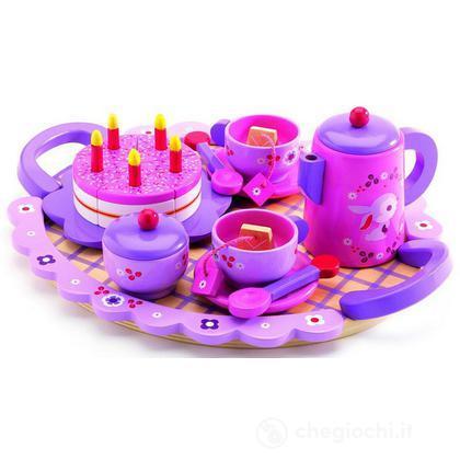 Violette's tea party