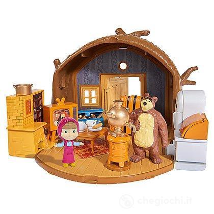 Masha e Orso Playset Casa Orso (109301632)
