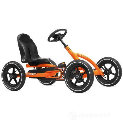 Kart a pedali Buddy Orange