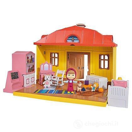 Masha e Orso Playset Casa Masha (109301633)