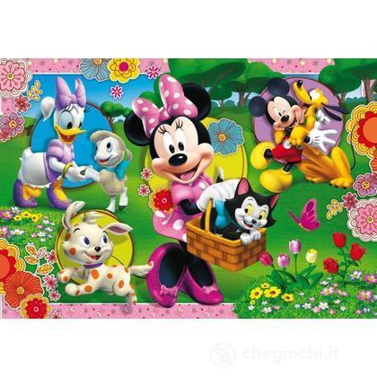 Puzzle Maxi 104 Pezzi Minnie (236360)