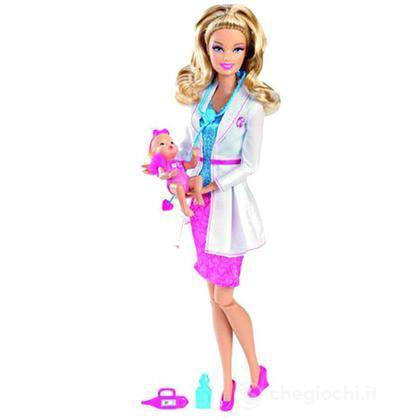 Barbie I Can Be... Pediatra (X9075)