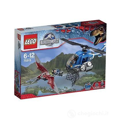 La cattura del Pteranodonte - Lego Jurassic World (75915)