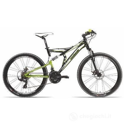 "Bici 26"" Erice 300 Black-Green"