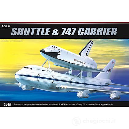 Mezzo Spaziale Shuttle & 747 Carrier (AC12708)