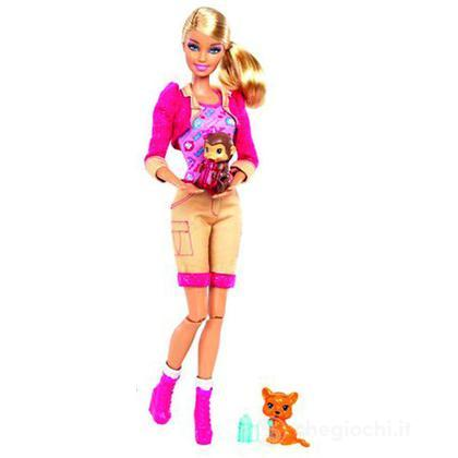 Barbie I Can Be... Custode zoo (X9077)
