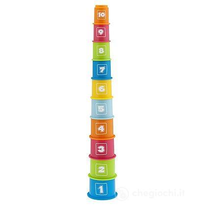Torre Impilabile Numeri