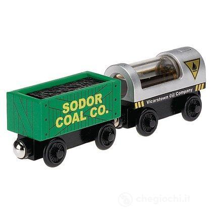 Diesel e Steamie (Legno) Thomas & Friends (Y4505)